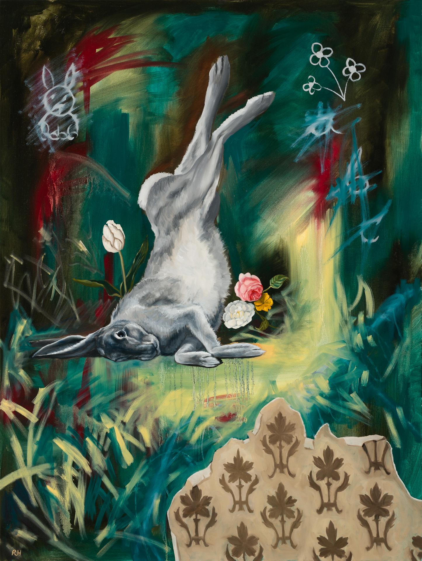 Upside Down in Wonderland