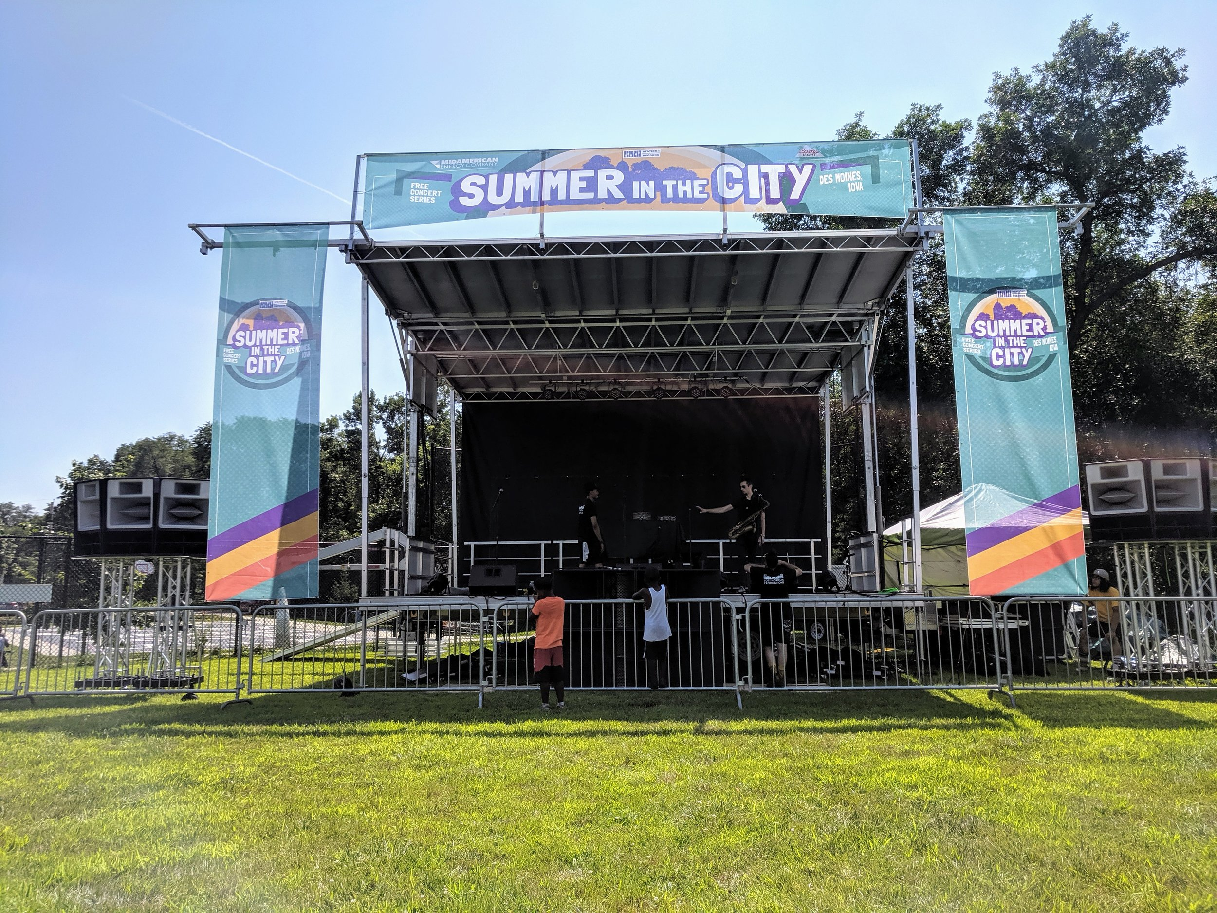 Summer In The City 2019
