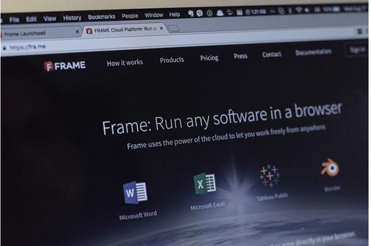 frame software