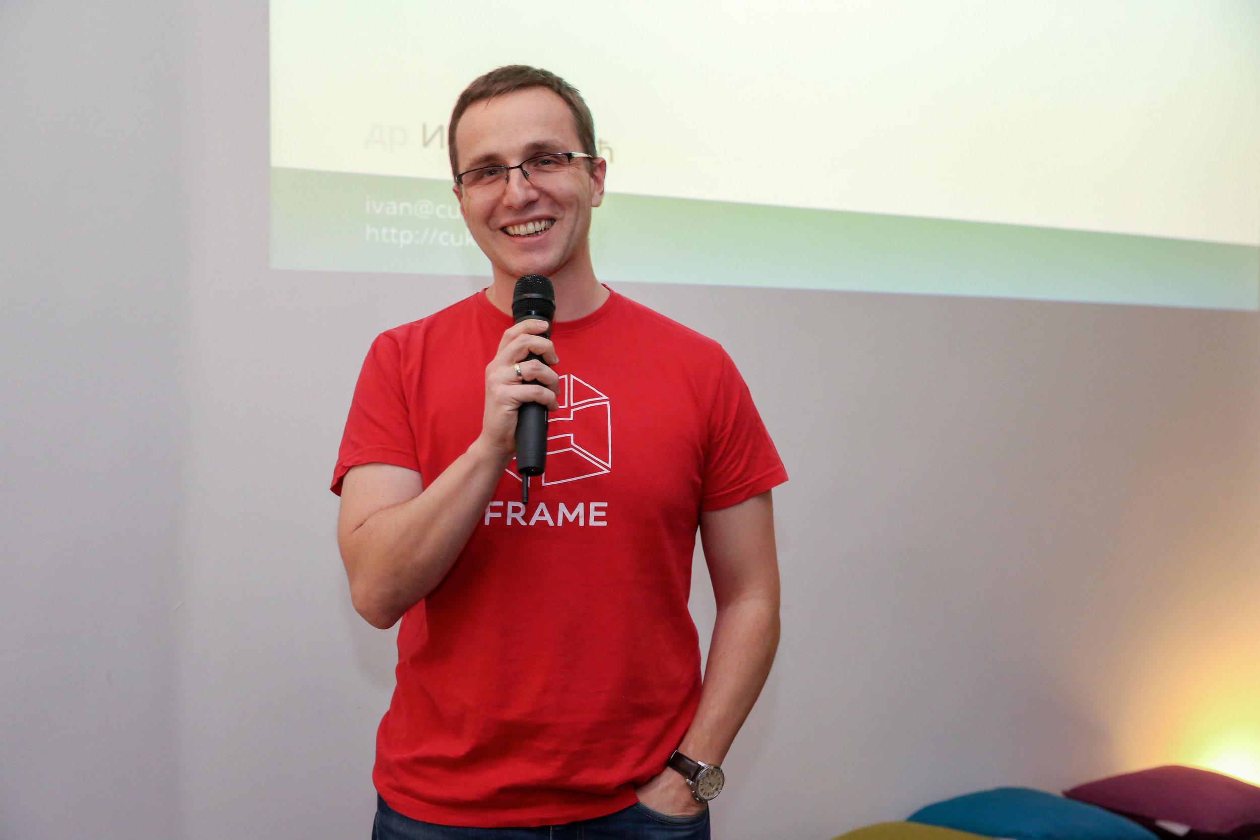 Aleksandar Anđelković, vrhunski inženjer i stand-up komičar