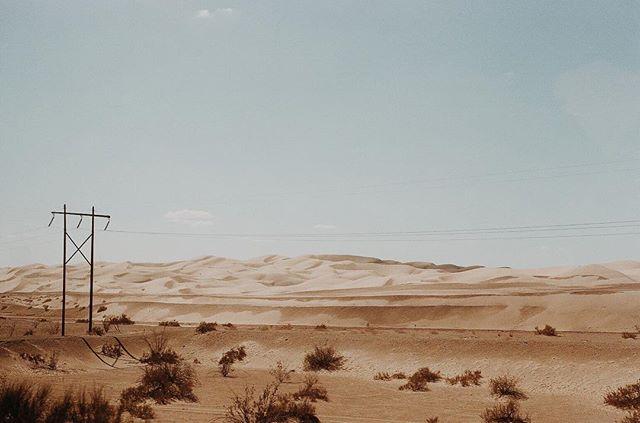 driving AZ   CA ✨ #35mm #portra400