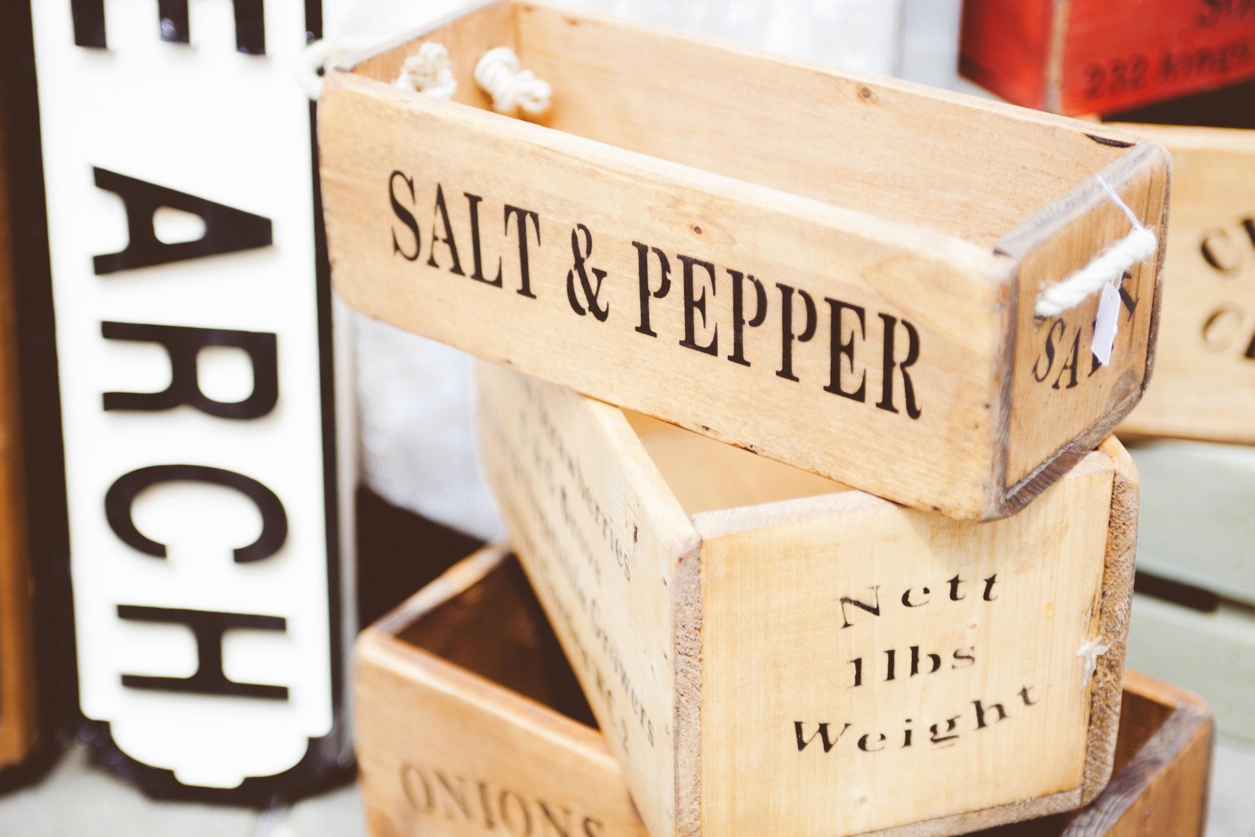 Essentiels - Vous pouvez être assuré d'un approvisionnement frais en produits de cuisine essentiels, qui rendent le séjour autonome un plaisir.