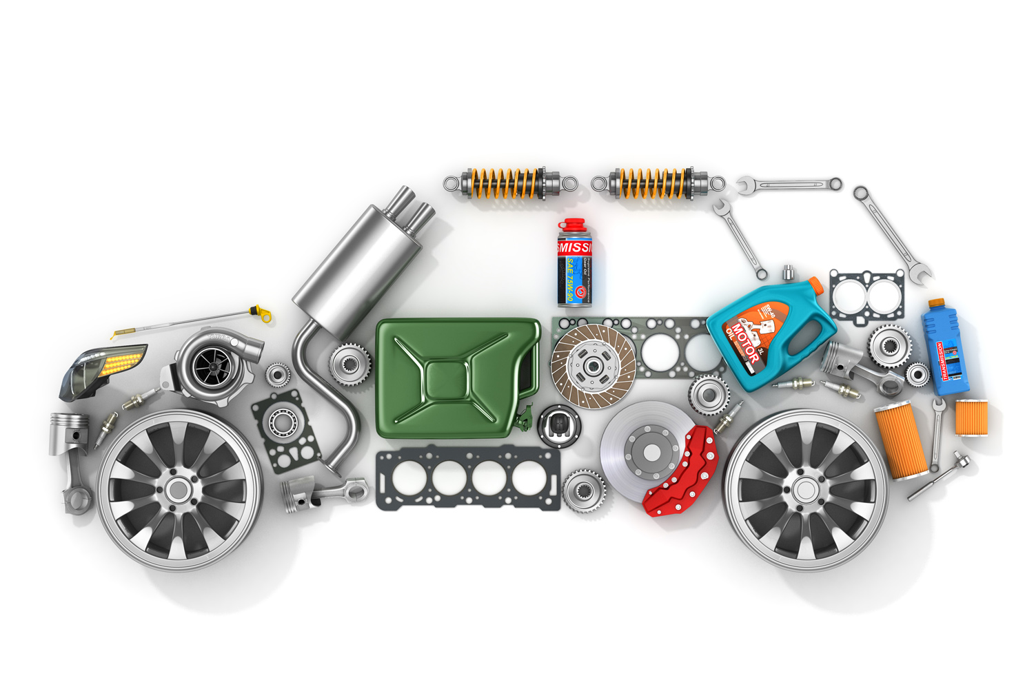 Car parts - If you need parts for your car we're happy for you to have them delivered to Bonnes Routes in advance of your arrival or during your stay, and will also help you source them in an emergency. Many common parts can be delivered within 48 hours from a variety of online sources. We also have one of only two Millers Oils distributors in France just up the road!