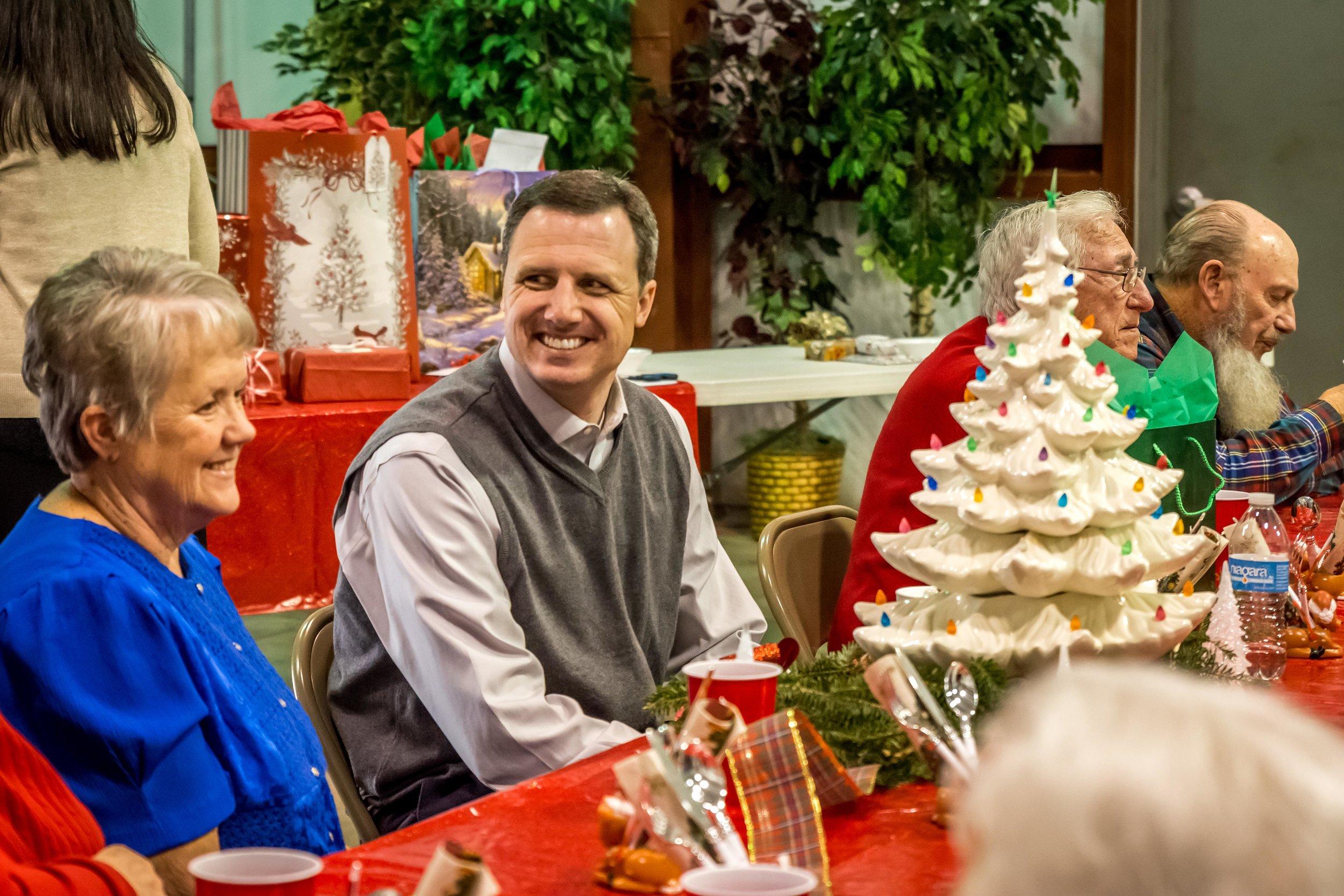 2017 Senior Saint Christmas -