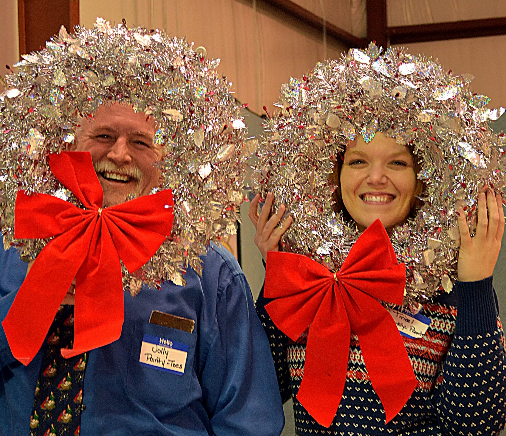 2015 Teen Christmas Party -