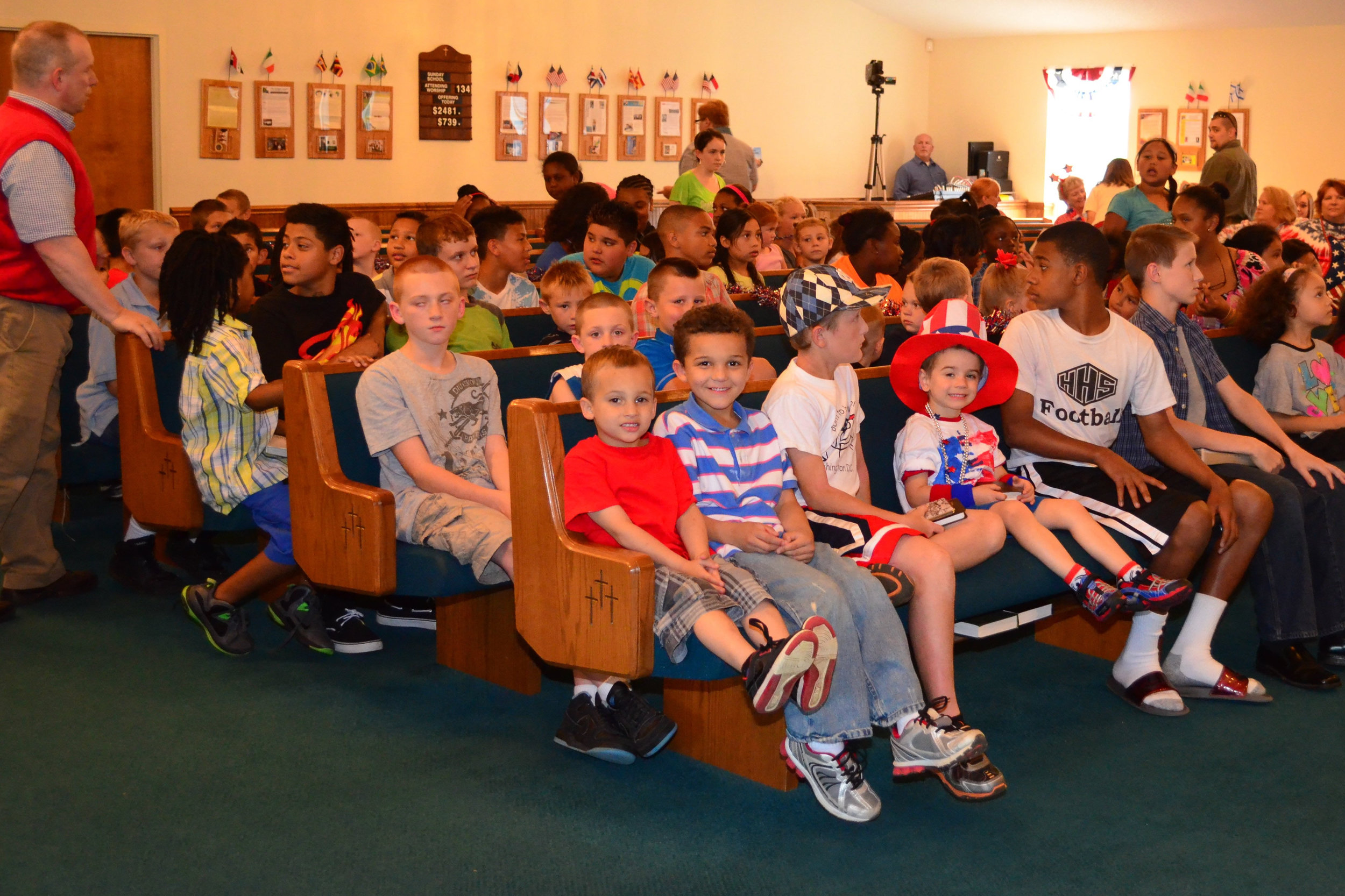 2013 Vacation Bible School -