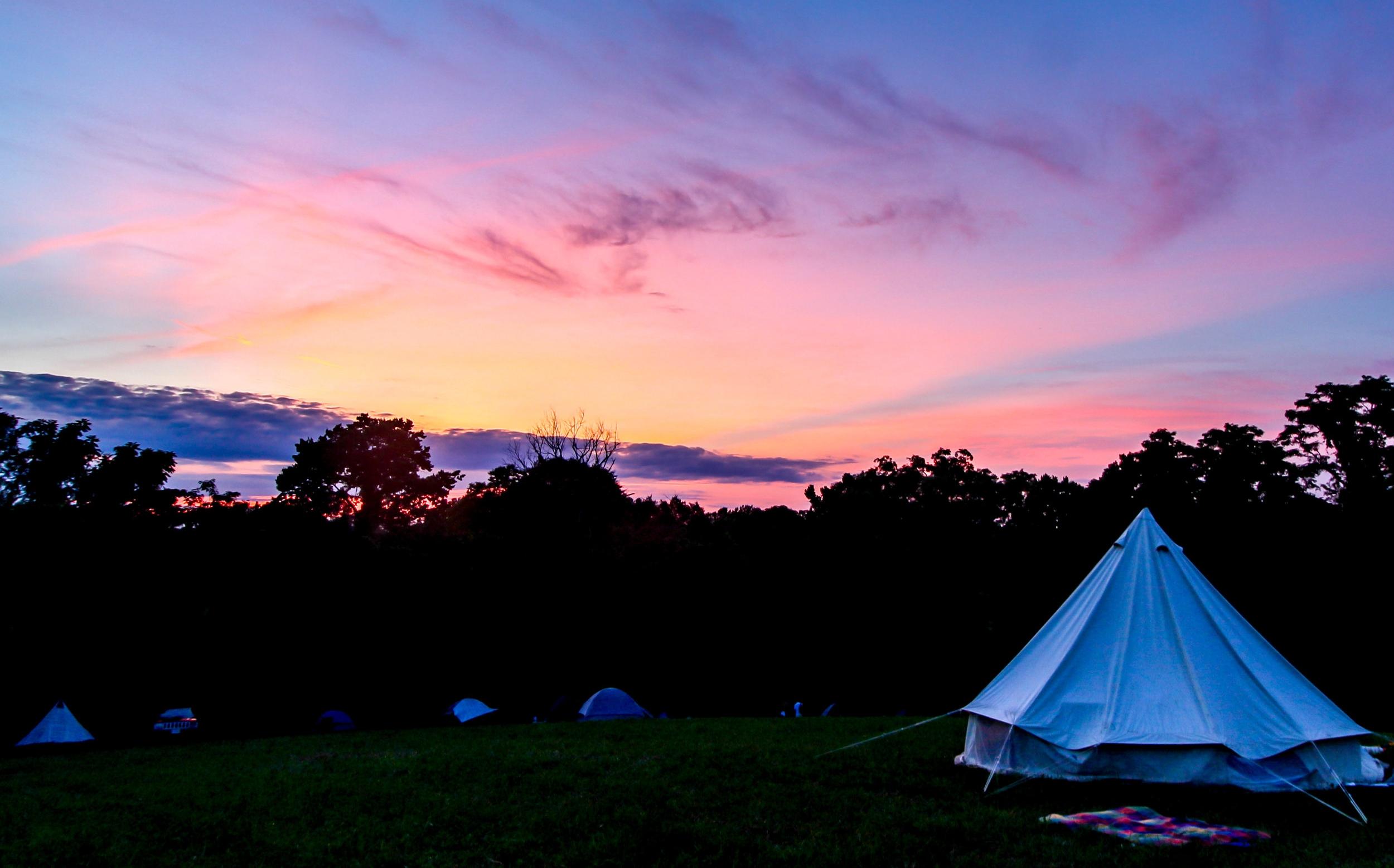 Community Camping