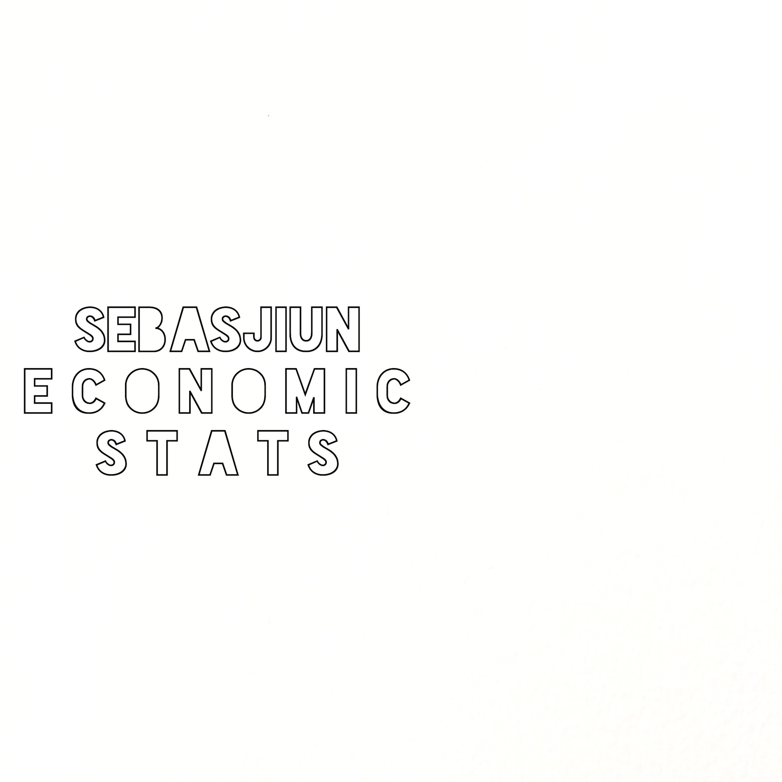 economic stats - For every period in history there's always going to be opposing political views, social unrest, & someone is inevitability going to get hurt. There are also people with dreams & hopes for happiness that make it, people that make their happiness by surviving, finding a simple means to an end, or even a new beginning. This EP tells 4 stories, 4 views, with 4 songs. Read between the beats.