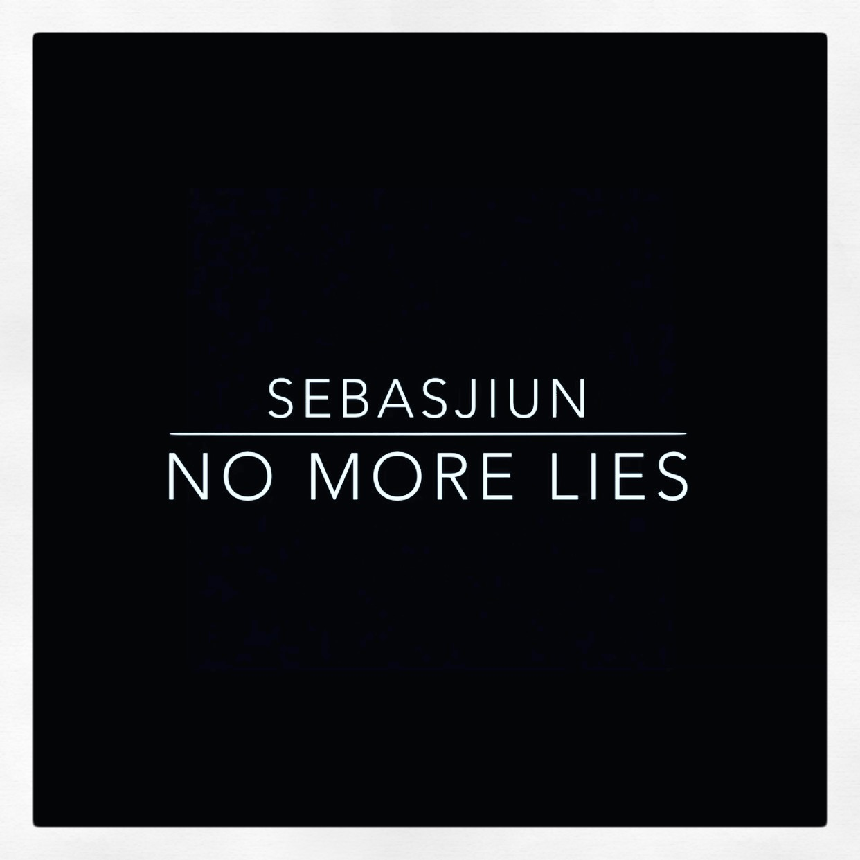 NO MORE LIES -