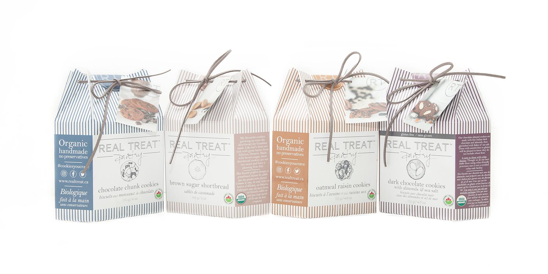 Real Treat Pantry Four Flavour Bundle