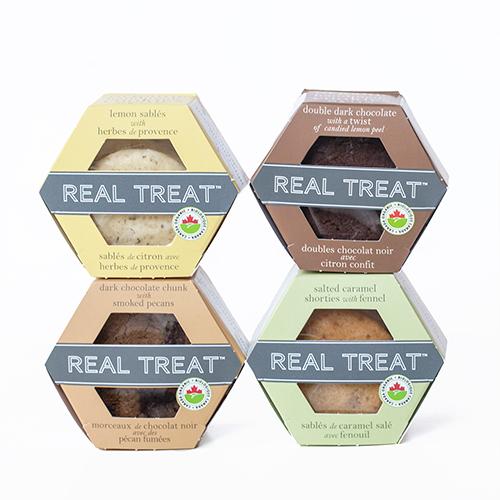 Top Shelf Four Flavour Bundle (Snack-Packs)
