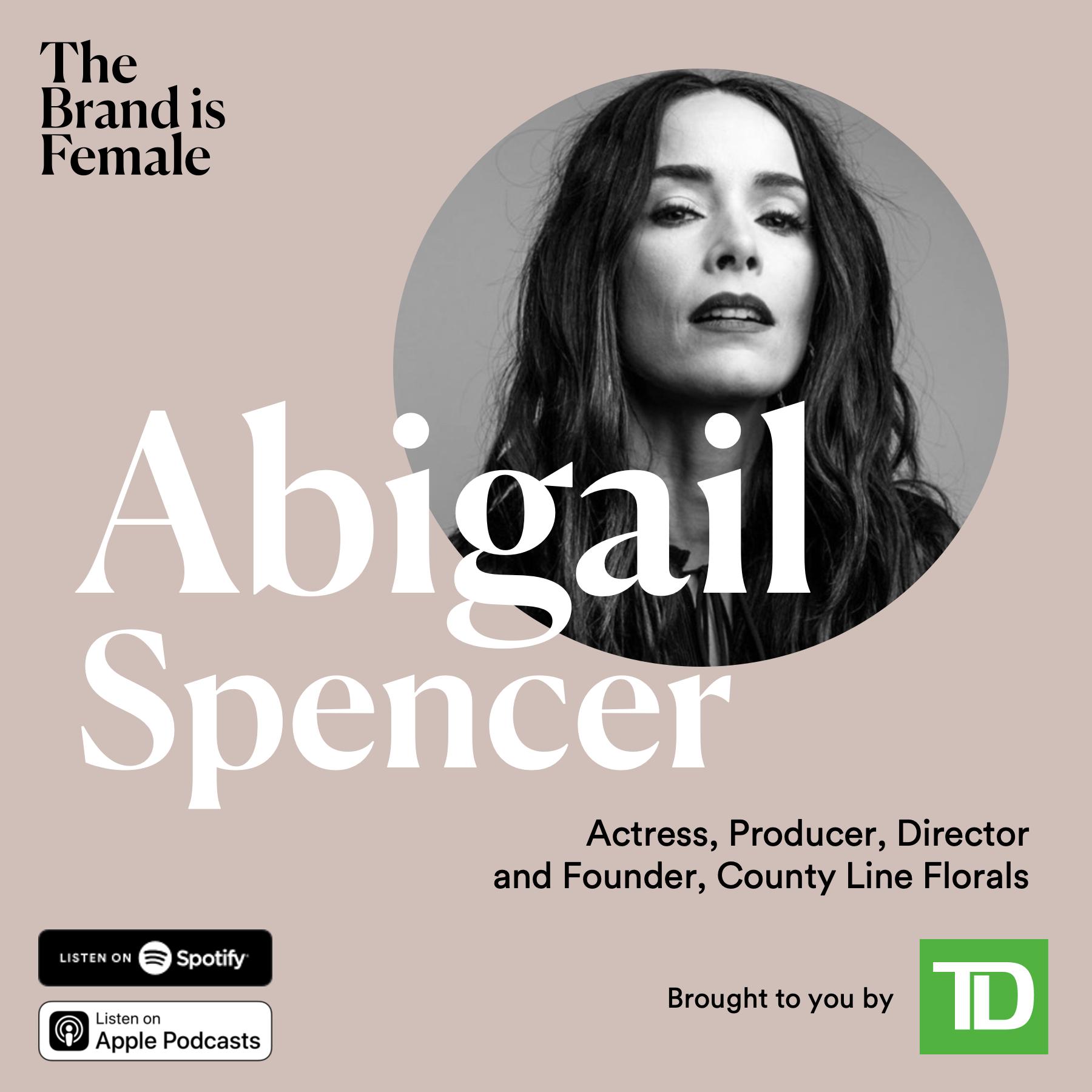 Spence abigail Abigail Spencer