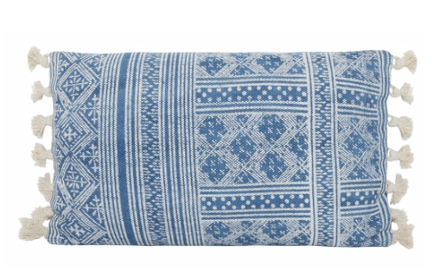Photo courtesy of luluandgeorgia.com   Lulu and Georgia Fae Lumbar Pillow - $68