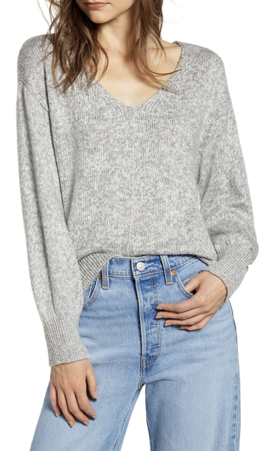BP. Everyday V-Neck Sweater - $29.90