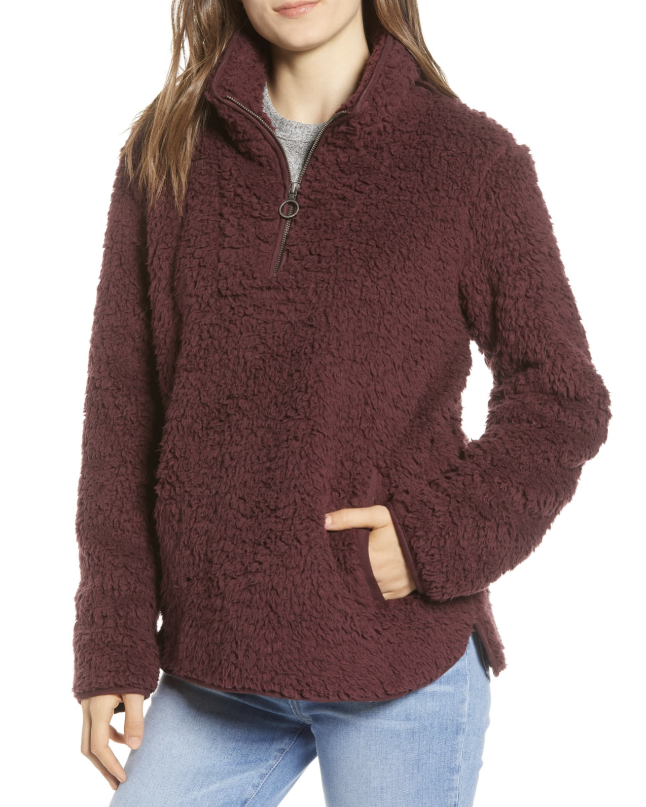 Thread & Supply Wubby Fleece Pullover - $49.90