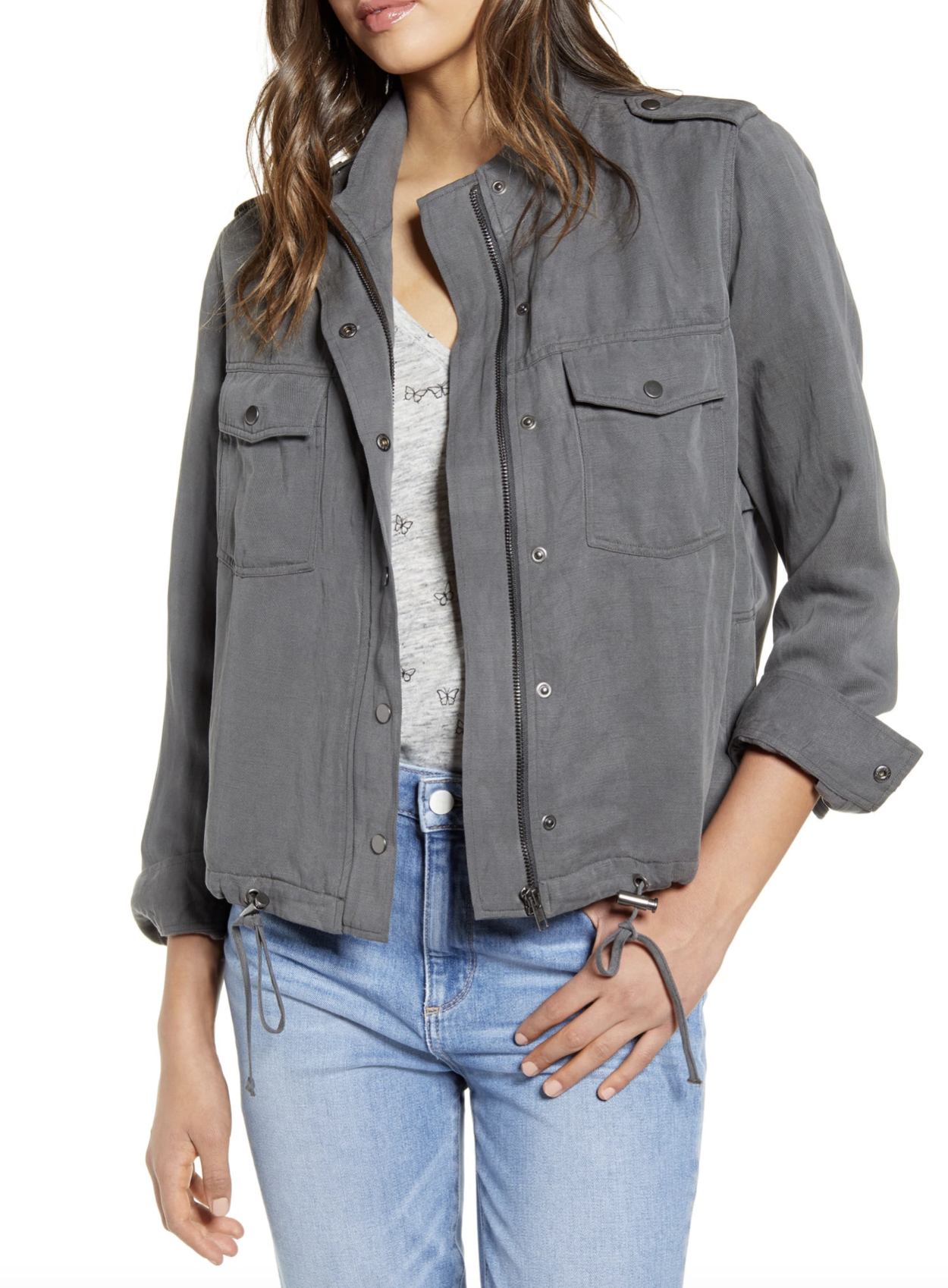 Rails Collins Military Jacket - $125.90
