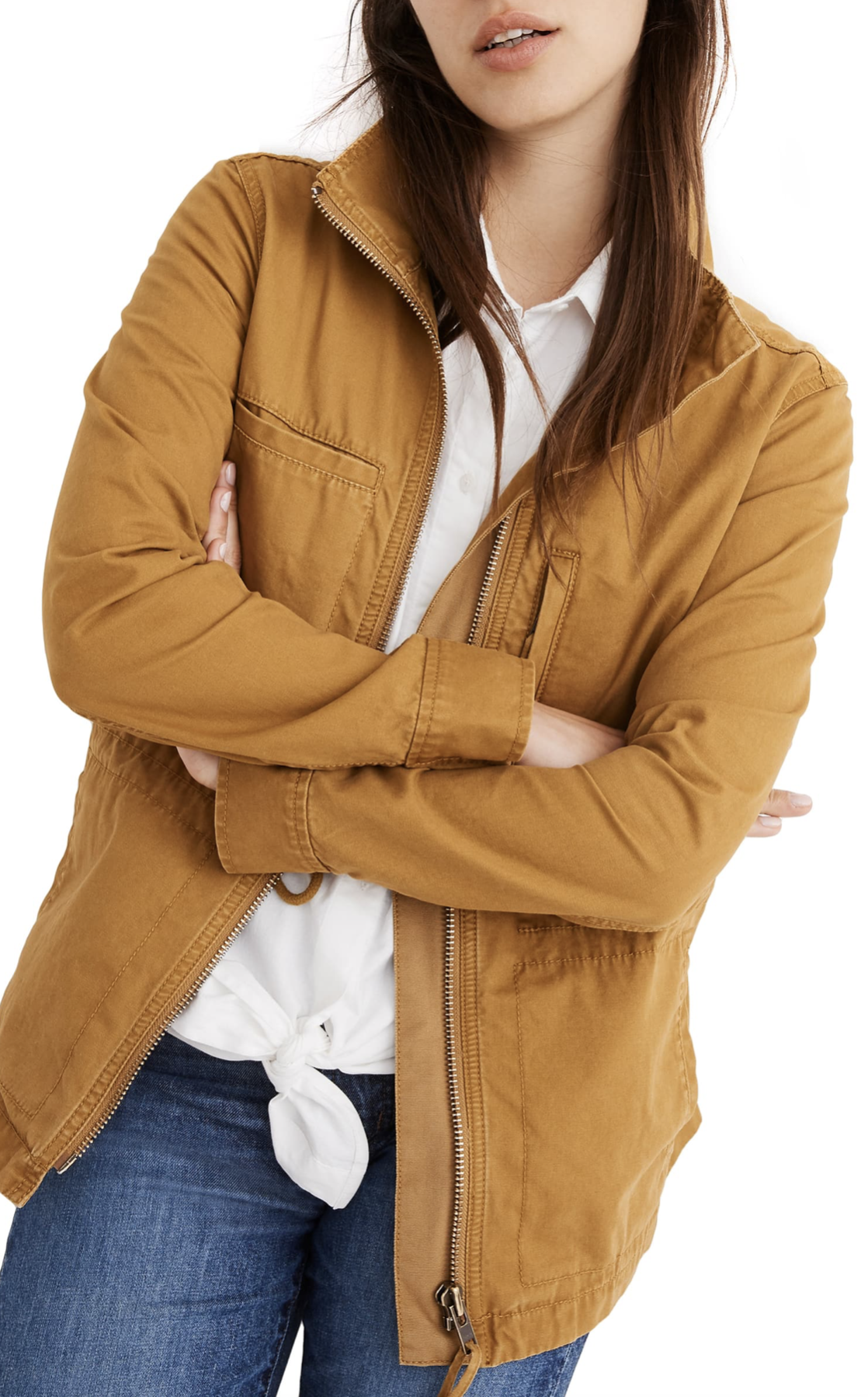 Madewell Fleet Jacket - $64.90