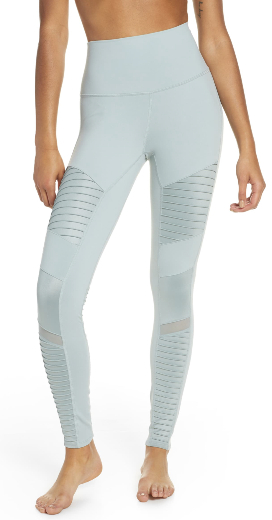 Alo High Waist Moto Leggings - $75.90