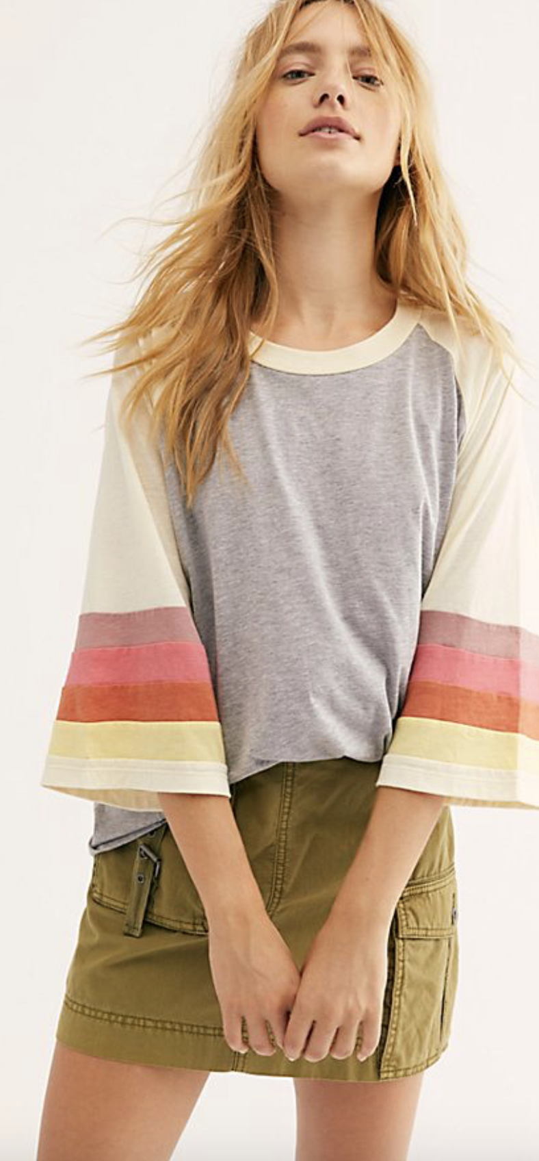 Photo courtesy of Free People   Free People Yellowstone Tee - $78