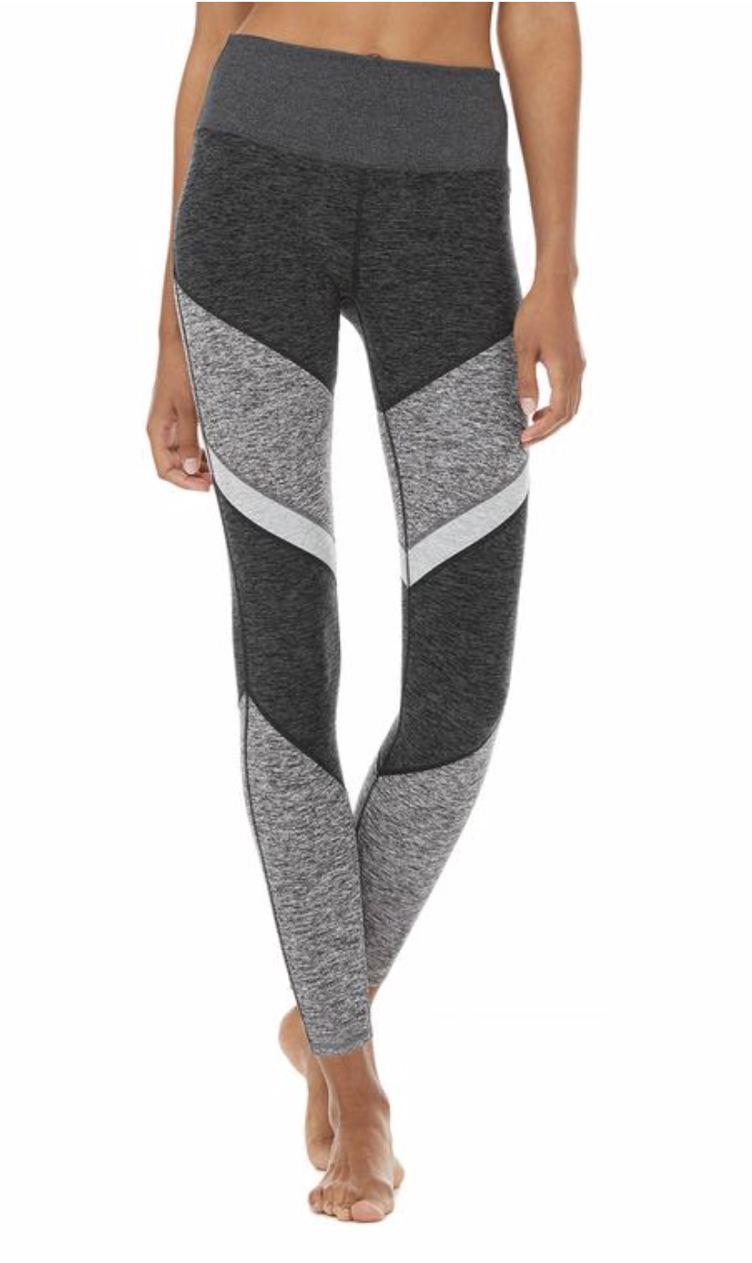 Photo courtesy of Alo Yoga   Alo Yoga 7/8 High-Waist Alosoft Sheila Legging - $98