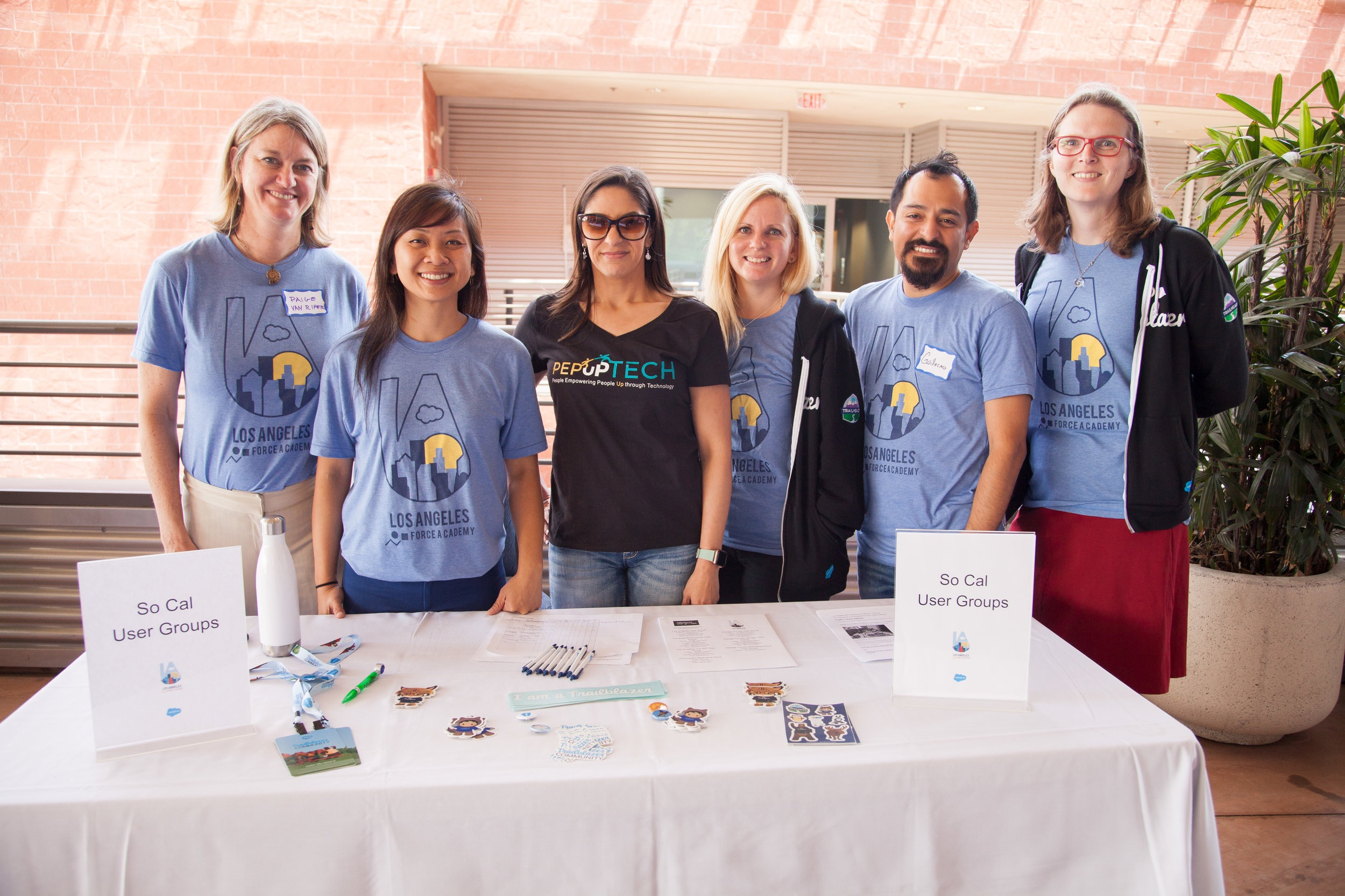 Event Volunteers Needed - We can't do it alone.