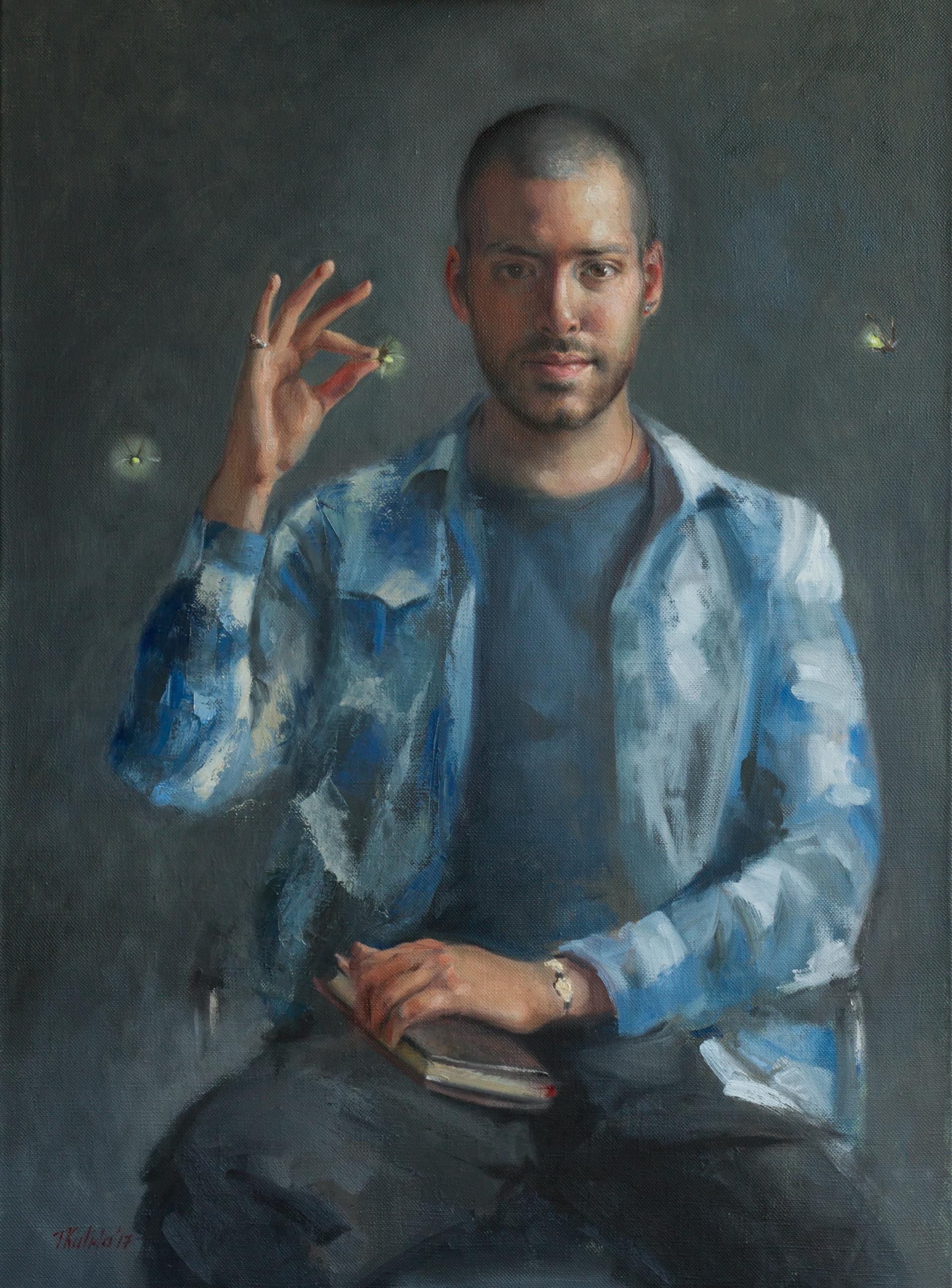 Portrait of an Entomologist