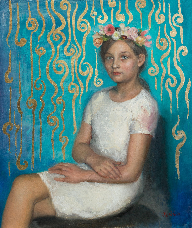 Lala Land, portrait of Jaclyn