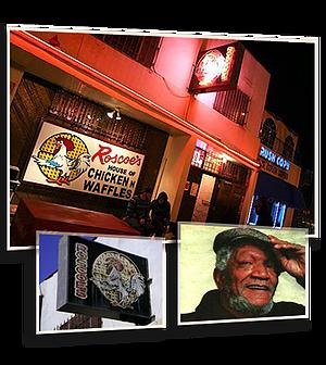 Roscoe's Chicken History Photos