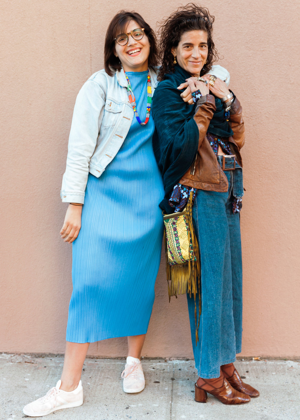 ELISA GOODKIND & LILY MANDELBAUM - Mother and daughter duo behind Style Like U