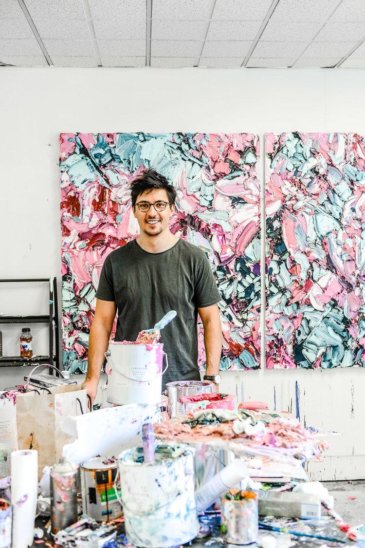 ALESANDRO LJUBICIC - Artist