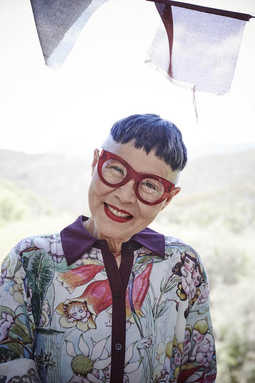 jenny kee - Fashion designer