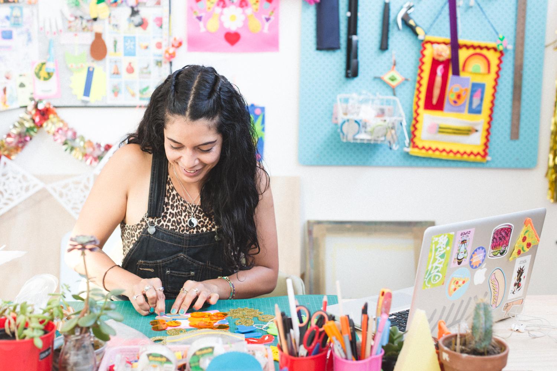 Kitiya palaskas - Craft artist