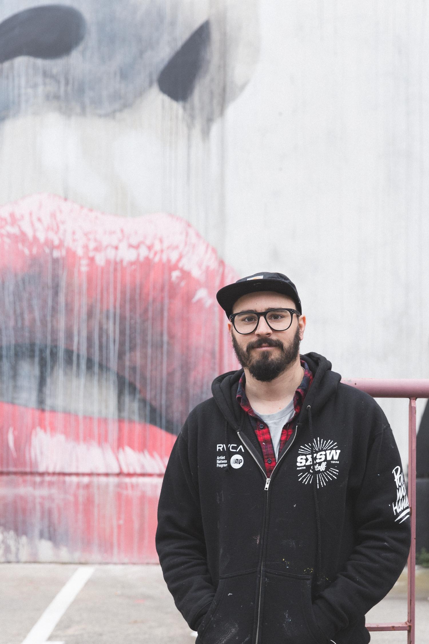 rone - Street artist