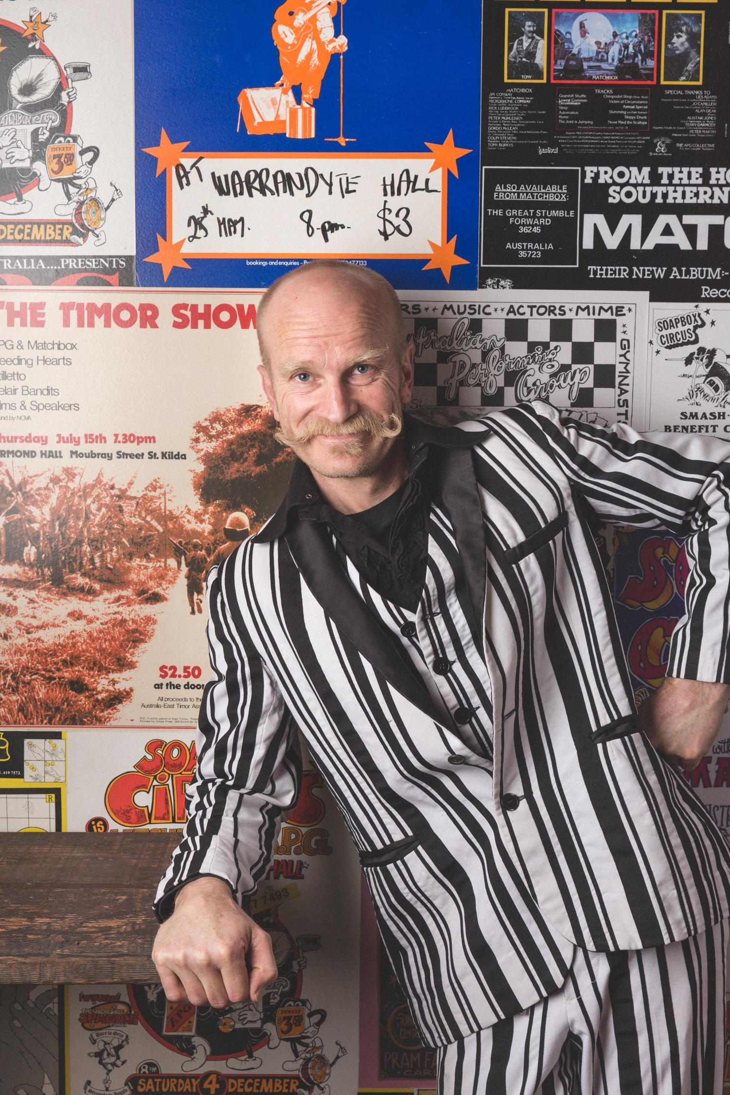 matt wilson - Circus performer