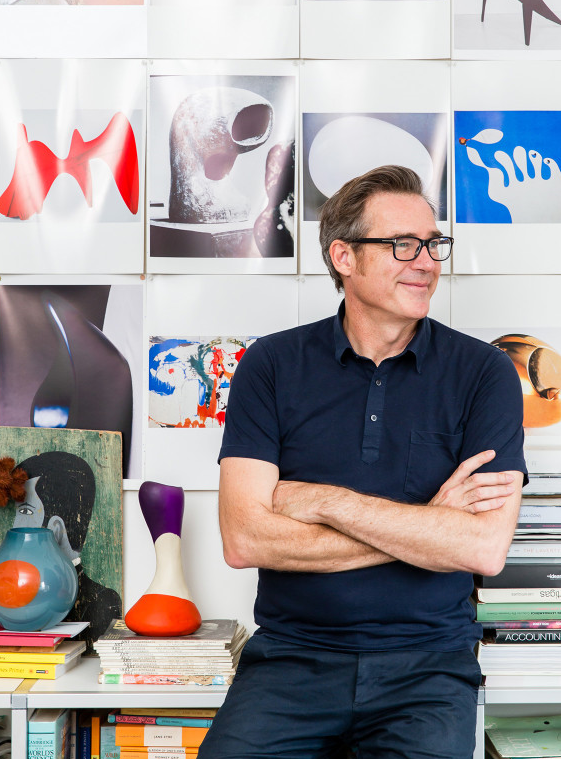 Stephen ormandy - Designer and artist