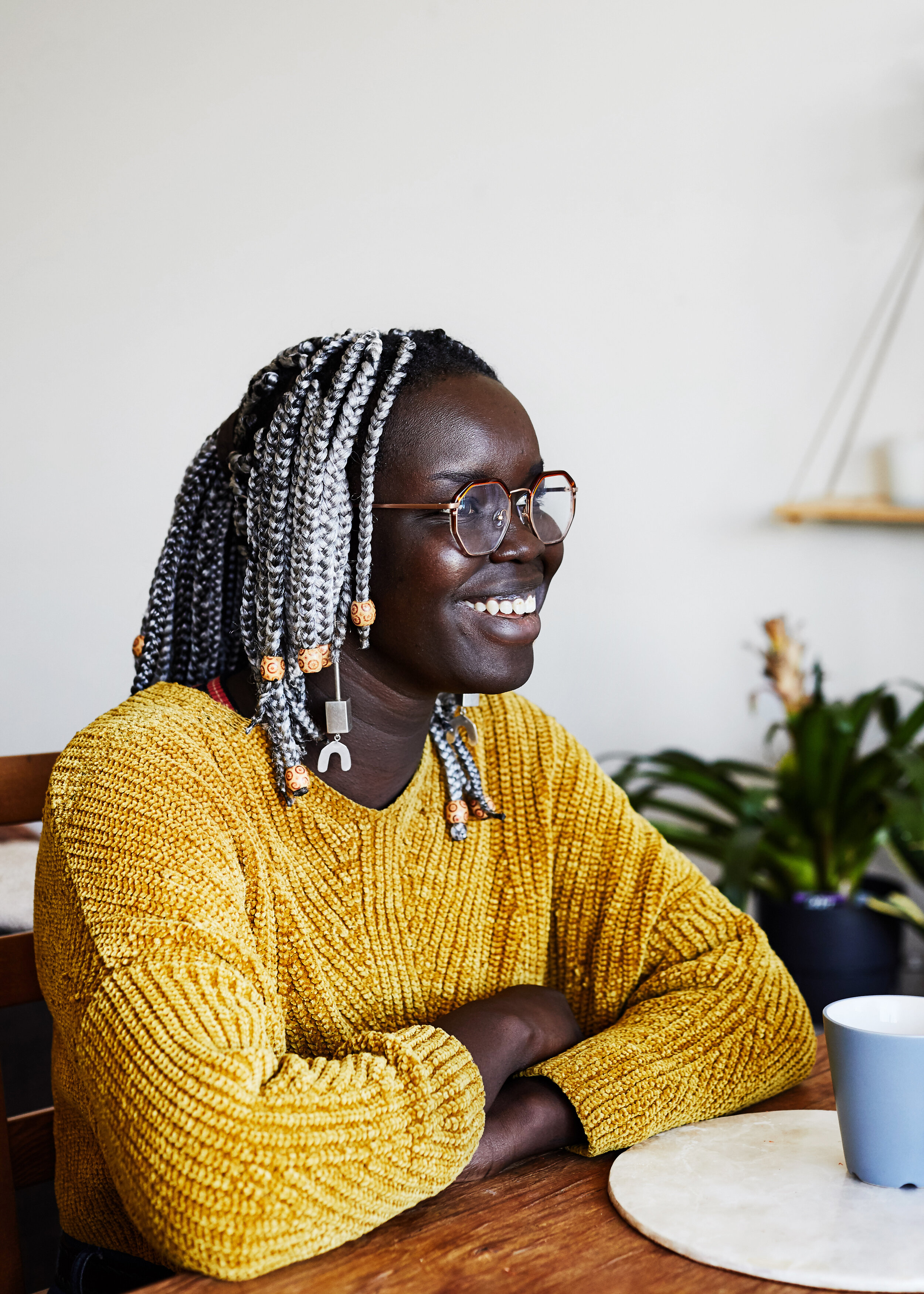 Extraordinary Routines interview Atong Atem