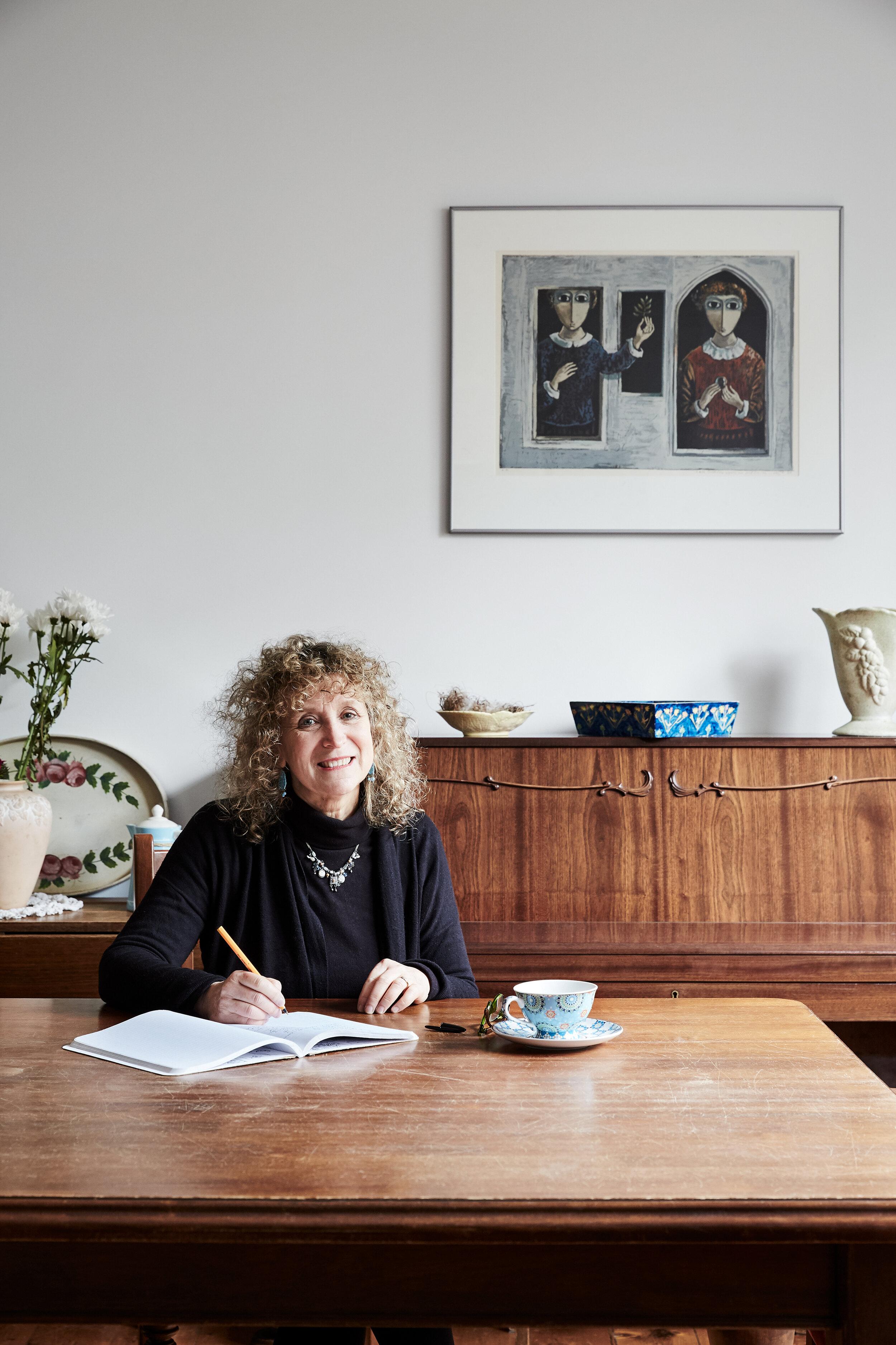 leah Kaminsky - Author and doctor
