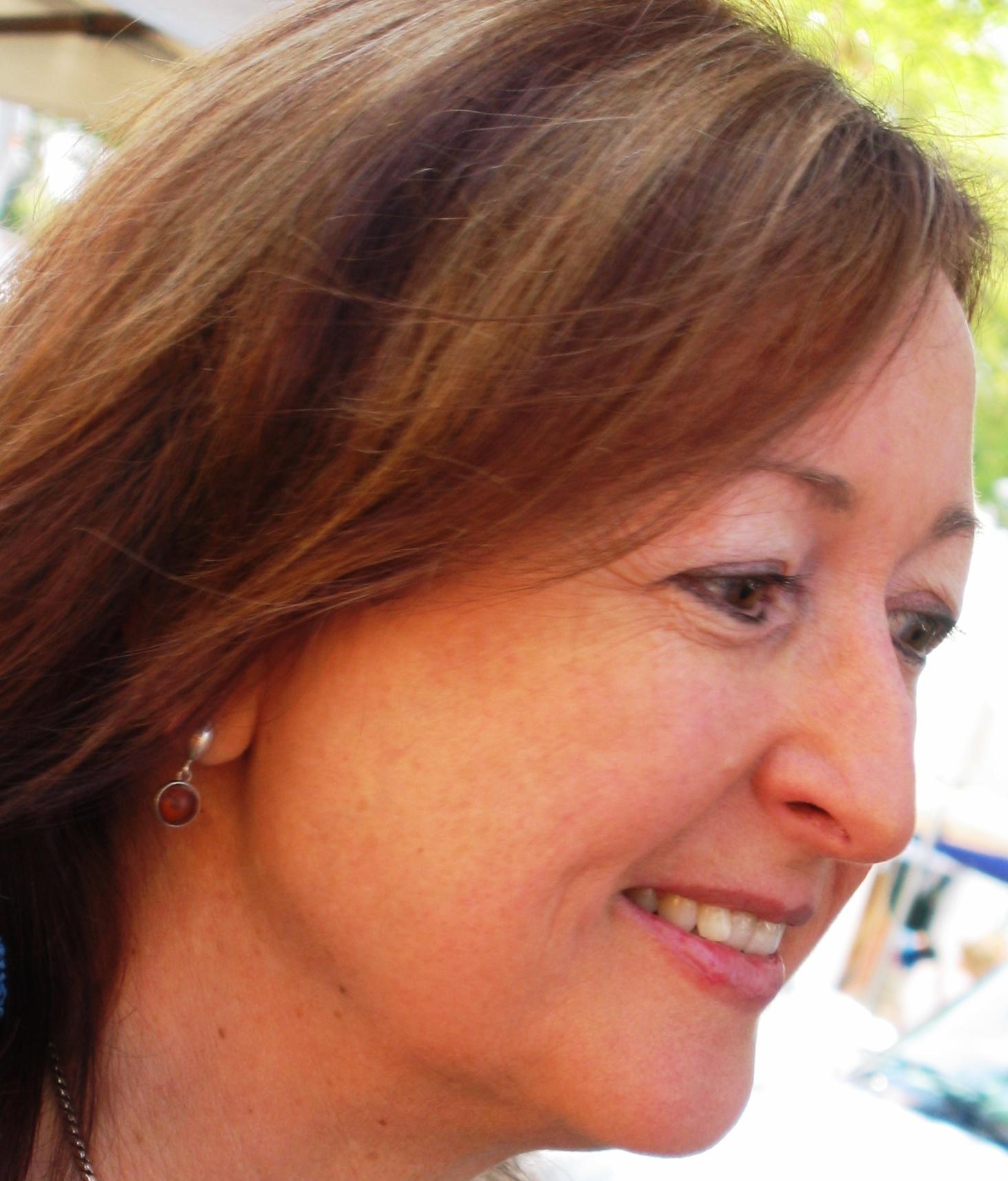 Julia Huffman - owner/manager