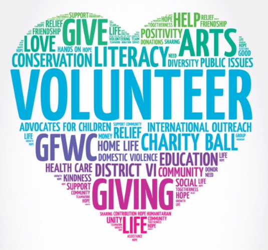 Volunteers: - The Heart of the Community