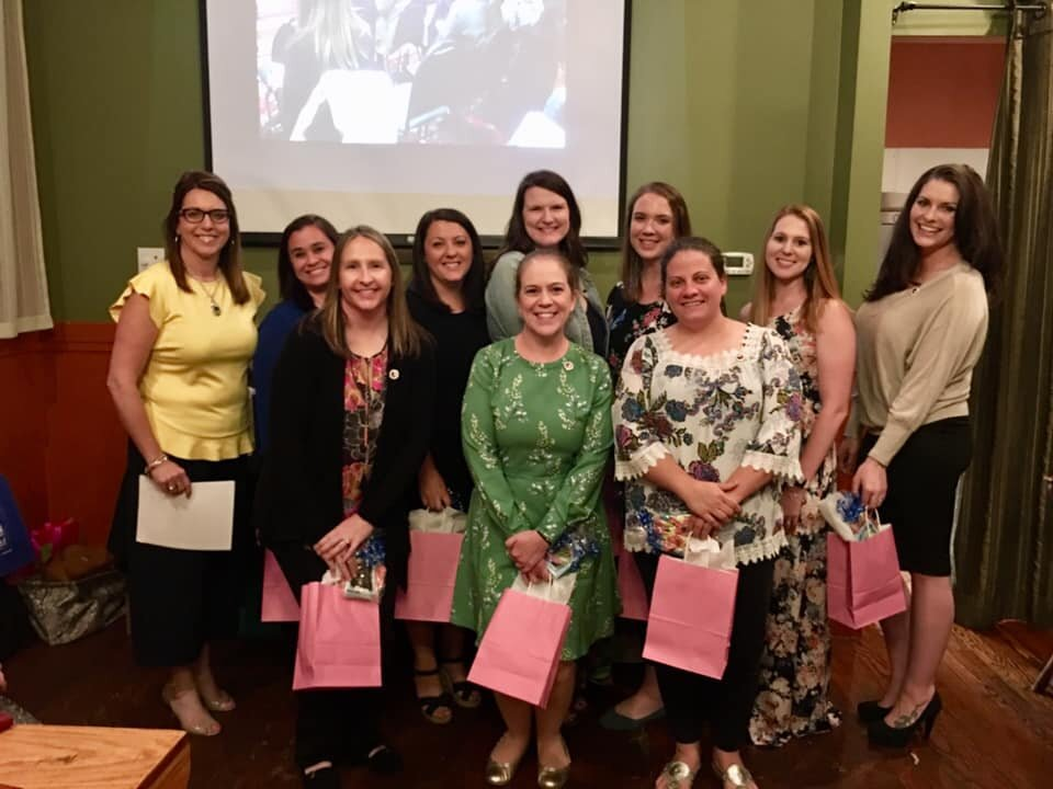 Our Newly Inducted 2019 Members