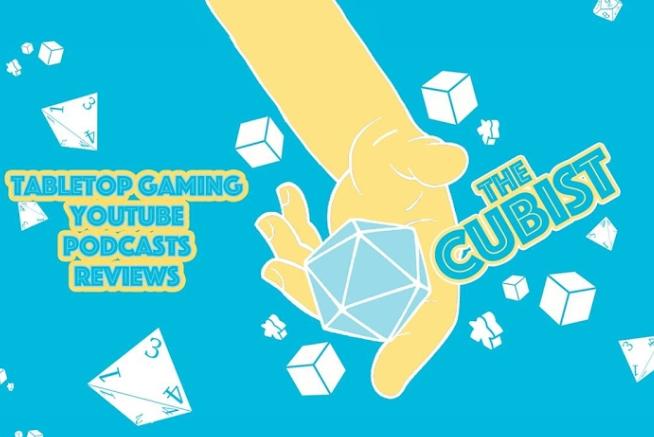 Regular guest host of The Cubist - Monday's at 10 EST - The Cubist