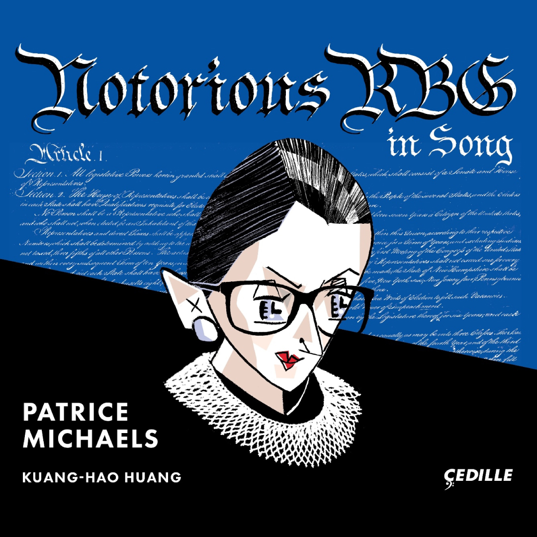 LATEST RELEASE: Notorious RBG in Song   BUY NOW
