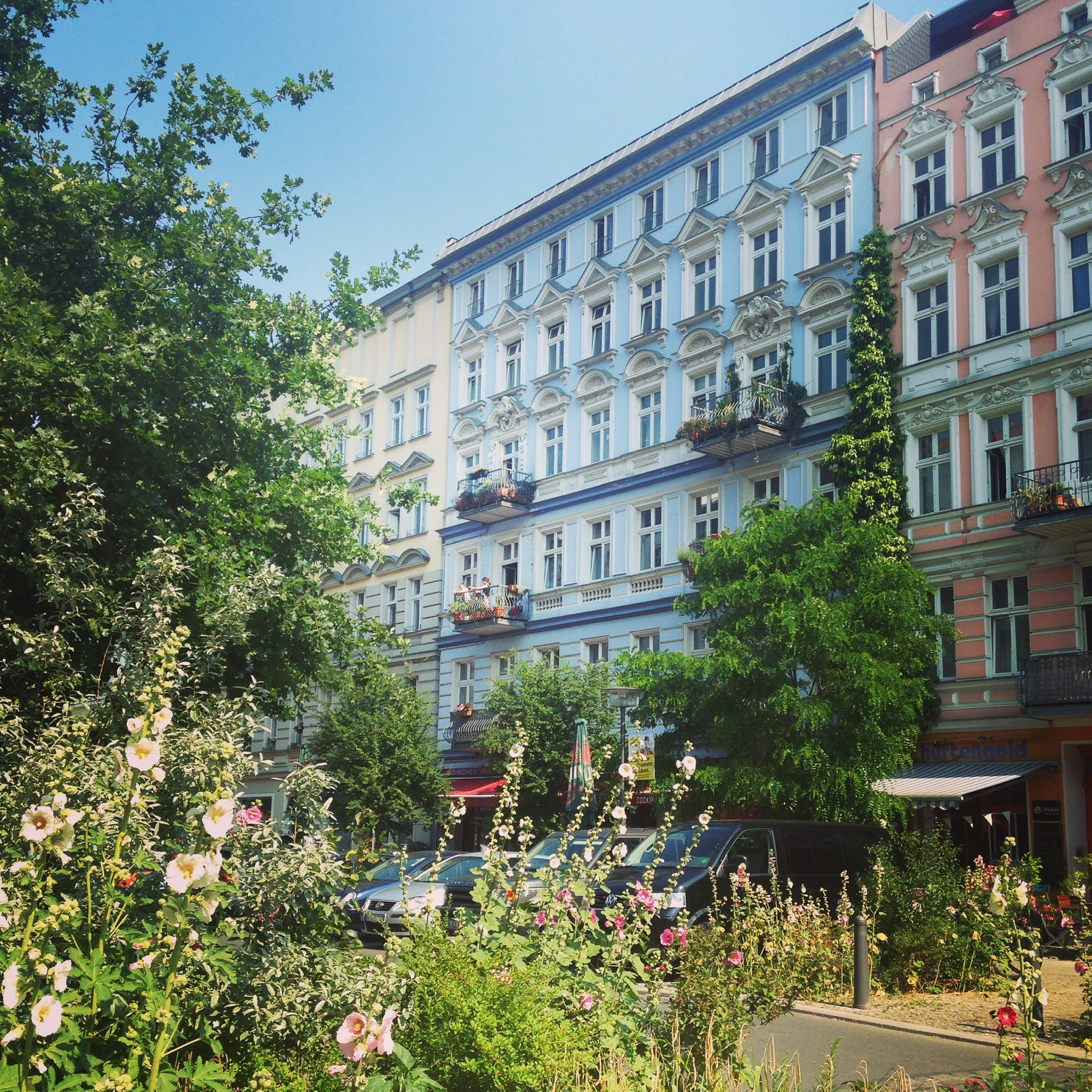 Prenzlauerberg, Berlin, Germany