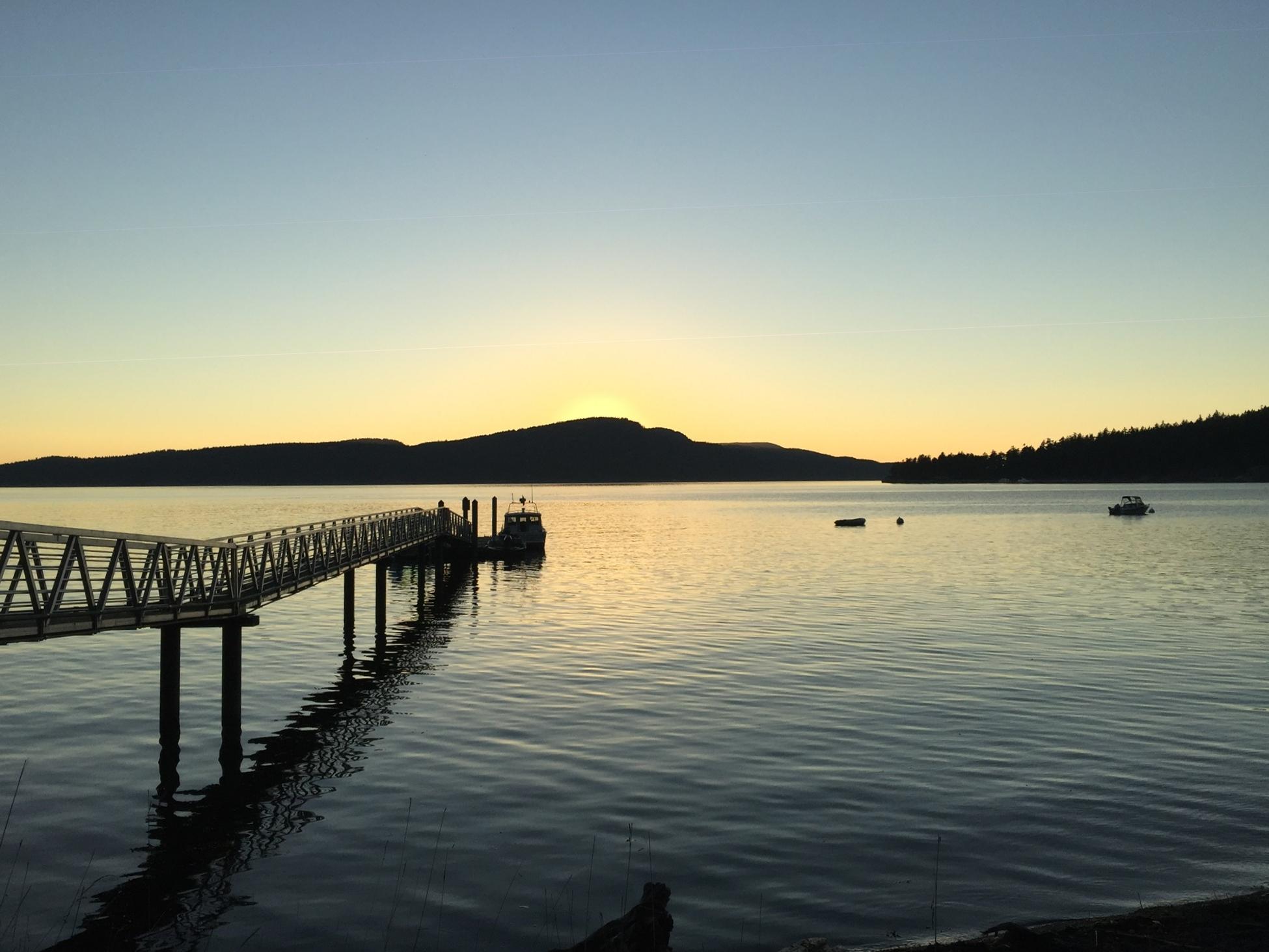 Obstruction Island, Washington