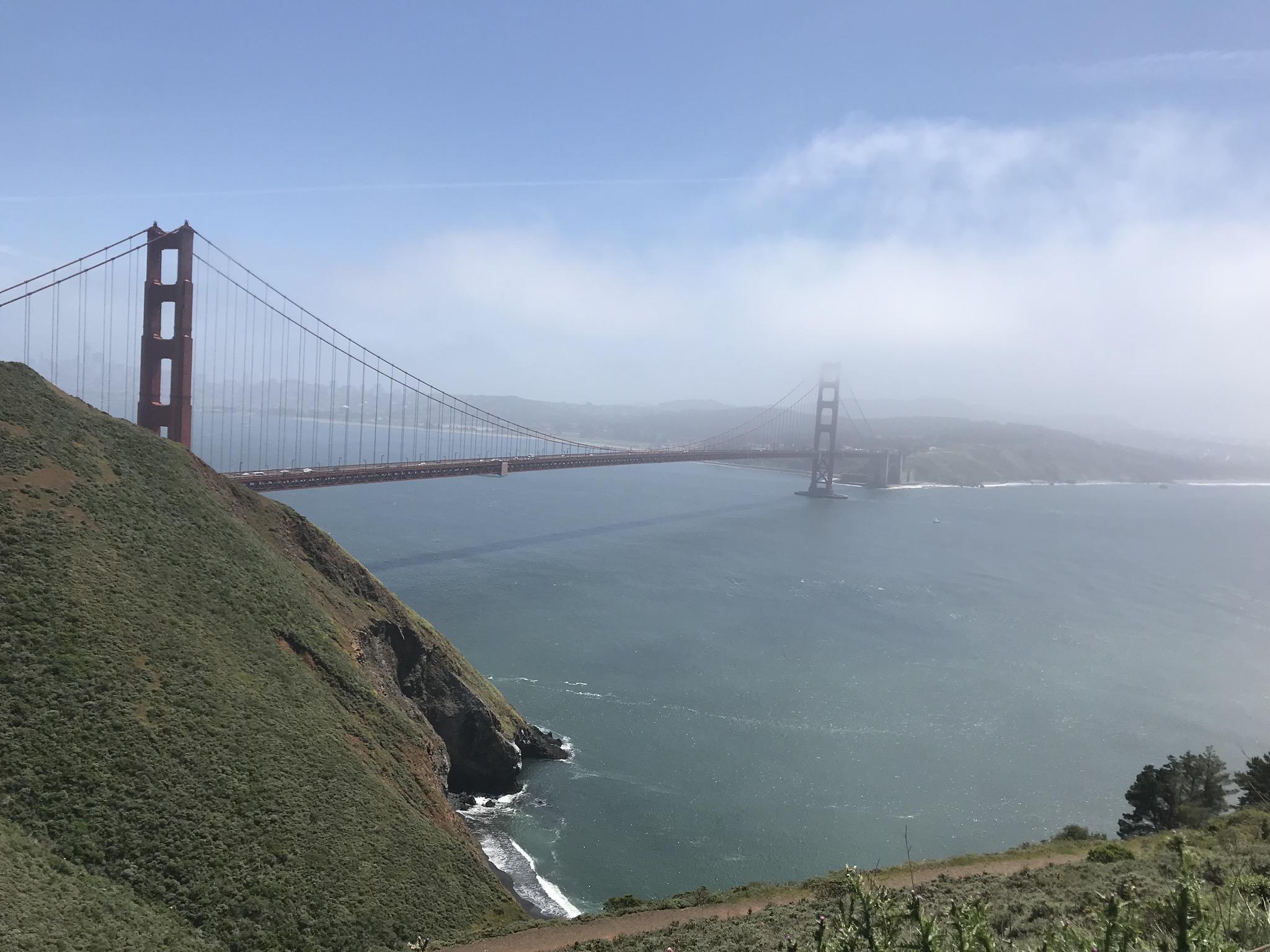Golden Gate Vista Park, California
