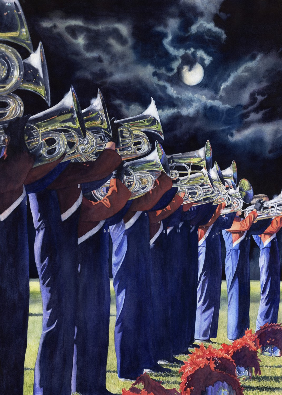 Moonlight Melodies © Lorraine Watry