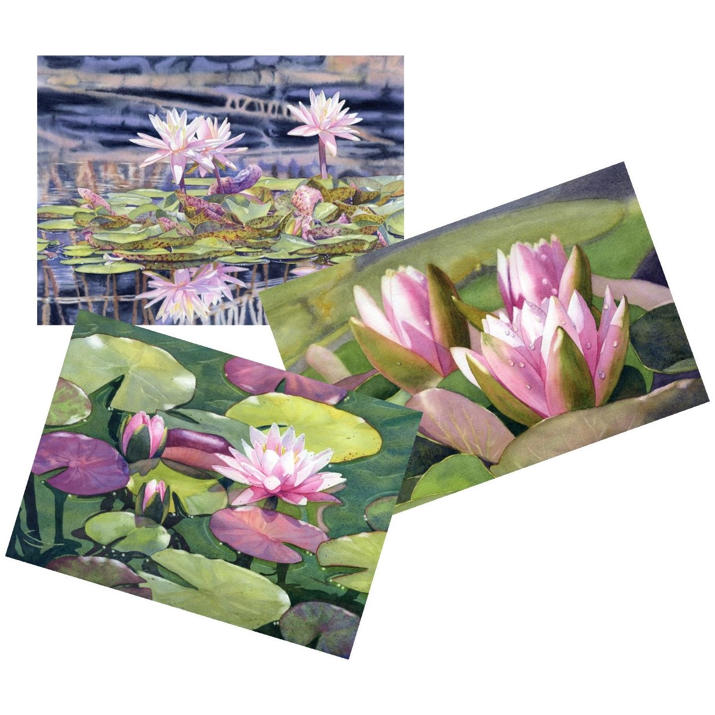 blank-note-cards-waterlily-prints-lorraine-watry.jpg