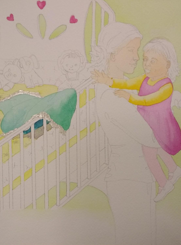 childrens-book-illustration-need-blankie-step-1-by-Lorraine-Watry.jpg