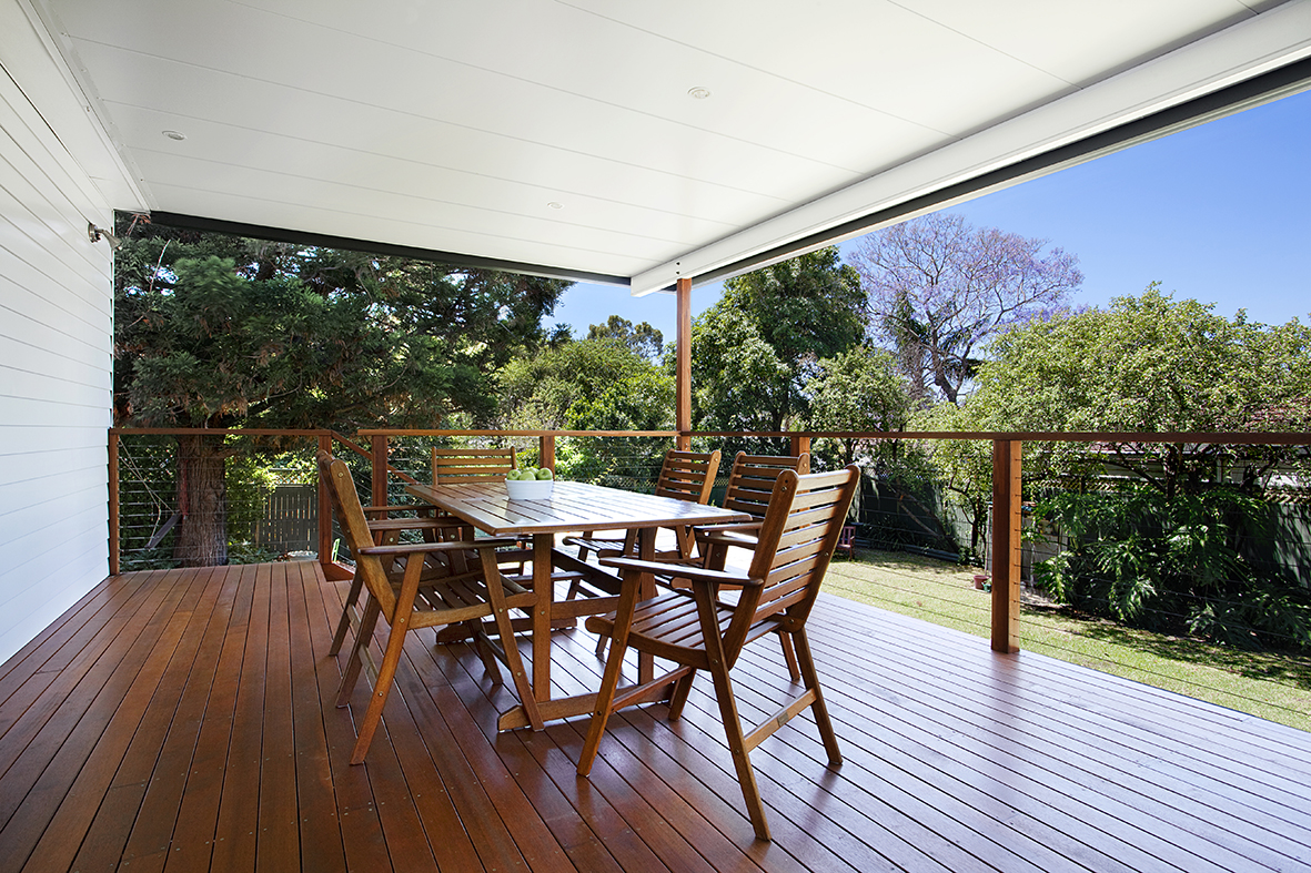 Decks - A beautiful timber deck you dream of, we can arrange it and make it part of your complete design.