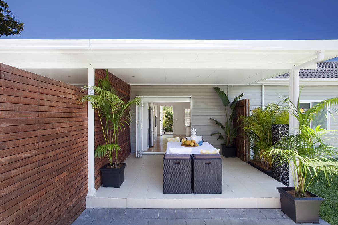 Port Patios Port Macquarie patio awning
